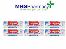 Colgate 75ml Sensitive Pro-Relief Whitening Toothpaste - 6 pack