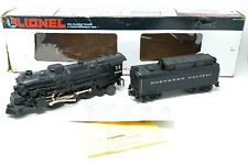 Lionel Northern Pacific 2-6-4 Locomotive And Tender: Model 6-18609 w/ Box