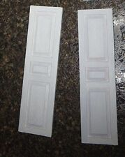 Dollhouse Houseworks 3 Panel Americana Shutters 2pc #HW5022