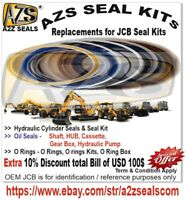 991*00156 JCB Seal Kits, 991/00156 AZS SEAL KITs, Replacement 99100156 991-00156