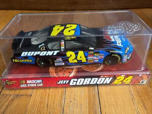 Jeff Gordon diecast model car 1/24 scale Winners Circle Pepsi car