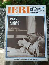 NUOVO AYER HISTORIAL DE LOS IMÁGENES PERÍODO POSGUERRA ITALIANO NÚM 26 COGED