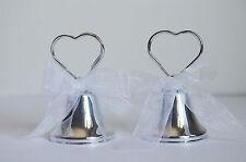 N.100pz campanelle tirabaci segnaposto matrimonio segnatavola campanella campana