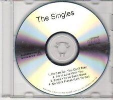 (DG550) Rainbow Quartz, The Singles - DJ CD