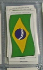brazil flag soccer Collector card 944