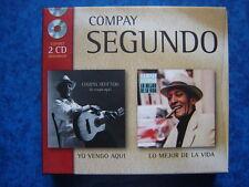 COMPAY SEGUNDO.........COFFRET 2 CD.