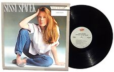 SISSY SPACEK: Hangin Up With My Heart LP ATLANTIC RECORDS 901001 US 1983 NM