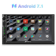 "Pumpkin Android 7.1 Double DIN 7"" Car Stereo GPS Sat Nav DAB+ OBD2 WiFi 4G Radio"