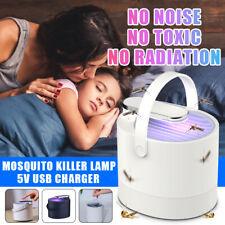 Lámpara VH-328 mosquito asesino USB Eléctrico Fotocatalizador Repelente de Mosquitos