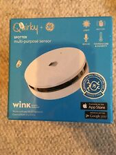 Quirky Wink Spotter Multi Purpose Sensor Sound Motion Light Home Automation