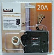 "Murray MPA120AFCP 20 Amp 1"" 1-Pole Combination AFCI Circuit Breaker"