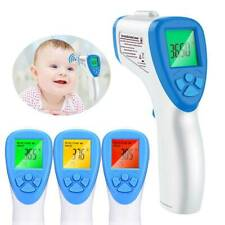 Infrared Digital Non-Contact Forehead Thermometer Baby Adults Fever Temperature
