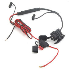 USB Charger Accessories Motorcycle Waterproor Adapters SAE to USB Cable Adapter