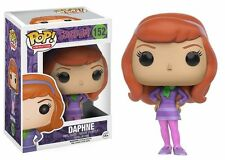 Retired Daphne SCOOBY-DOO FUNKO POP #152  Box NOT in mint Condition Bend Dent