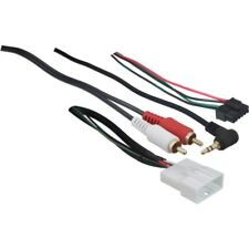 Metra 708114 Swc Add-on Harness W/ Aux-in For Toyota
