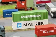 "Faller 180846 H0 - 40` Hi- Cube Container "" EVERGREEN "" NEU & OvP"