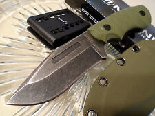 Boker Magnum Lil Giant Tactical Combat Hunter Knife G10 Full Tang Kydex 02LG113