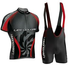 LeeCougan jersey bib short salopette set NEW Campagnolo road mtb SIZE L 2