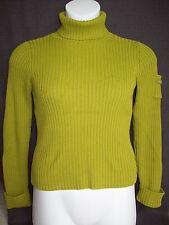 DKNY Long Sleeve Turtle Neck Sweater Women's Sz S