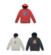 New Rip Curl Boys AGGROFRAME HOODED FLEECE HOODY Pullover Jumper Szie 8-16