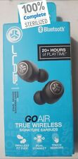 JLab GO Air True Wireless Earbuds BLACK Brand New!! + Free shipping