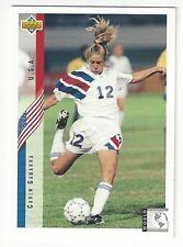 1994 Upper Deck Damen Weltmeister-Carin Gabarra - #269