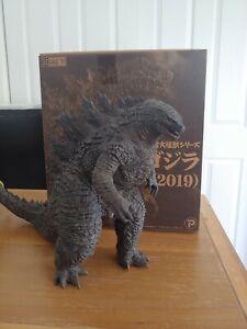 X-Plus Toho Large Monsters Series Godzilla 2019 Garage Toy 25cm