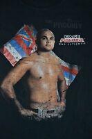 Cage Fighter MMA  Authentic BJ Penn T Shirt XL UFC K-1 Hawaiian Jiu Jitsu Nice
