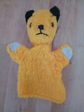 Vintage Sooty Hand Puppet - Collectable