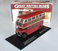 LONDON TRANSPORT RTW BUS - ATLAS EDITIONS 1/76 DIECAST MODEL