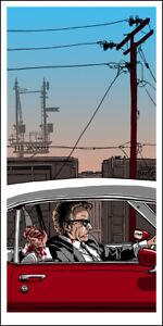 """Reservoir Dogs (Mr. Orange....)"" Print Poster by Tim Doyle"