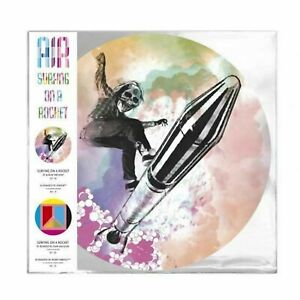 """Air - Surfing on a Rocket  - New 12"""" Vinyl Picture Disc Single - RSD 2019"""
