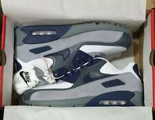 Nike Air Max 90 VT QS Shoe's Deep Royal Blue Wolf Grey 95 831114 400 SZ 8.5