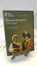 GREAT COURSES Museum Masterpieces: The Louvre 2 DVDs