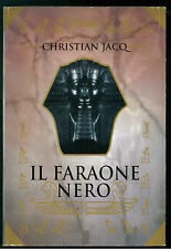 JACQ CHRISTIAN IL FARAONE NERO CDE 1998 AVVENTURA