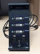 Green Hippo video server v4 Taiga DVI, switchable backplate