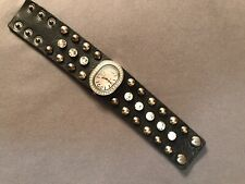 Women's Boutique Bling Watch, Black, Jeweled, Adjustable