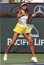 Daniela Hantuchova Signed 8X12 Inches Tennis Photo