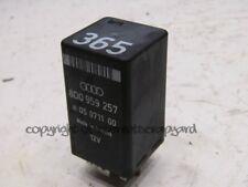 Audi A8 D2 97-02 pre-facelift 3.7 black relay 8D0959275 365