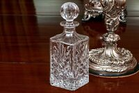 24% pbo lead Crystal Decanter Made in Poland