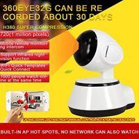 HD Surveillance Camera Ip Cameras 720P Remote Monitoring Surveillance Home Mobil