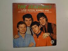 "SEARCHERS: Love Potion Number Nine + 3- Sweden 7"" 1964 PYE LTD. NEP 5038 EP PCV"