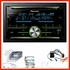 Komplett-Set Opel Astra H Corsa D Zafira B Antara PIONEER FH-X730BT Bluetooth
