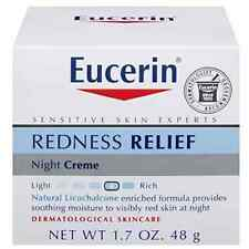 Eucerin Redness Relief, Night Creme 1.70 oz