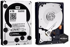 Western Digital 4TB BLACK Performance Hard Drive WD 6 Gbs 64mb WD4003FZEX Gen 2
