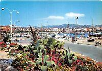 BR2052 vue sur le port Cannes   france