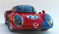 Race Car 1 Alfa Romeo Sport 1960s Antique Vintage 24 Midget 18 Metal 12 Racer 43