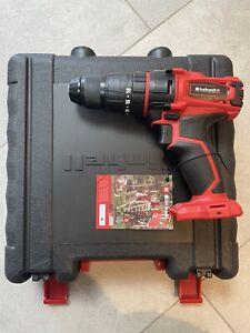 Einhell TE-CD 18/40 Li-i BL Solo Cordless Impact Drill 18V Bare Unit + Case