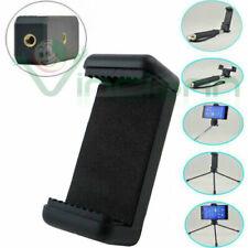 Soportes trípodes para teléfonos móviles y PDAs