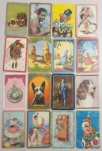 Coles Swap Card Blank Back Trading Cards Lot of 16 Bulk lot